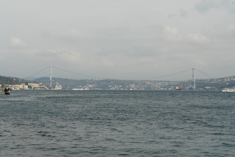 Bridge over the Bosphorus, Istanbul