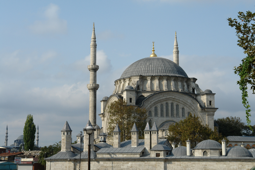 Mosque, Istanbul