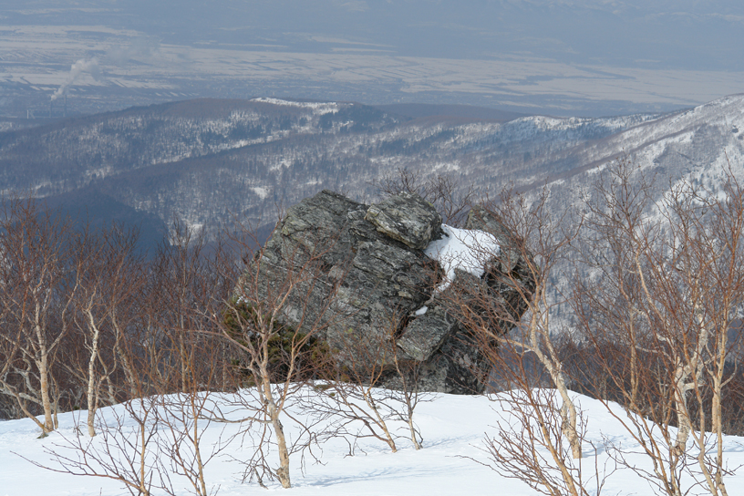 View from the moutains, Yuzhno-Sakhalinsk