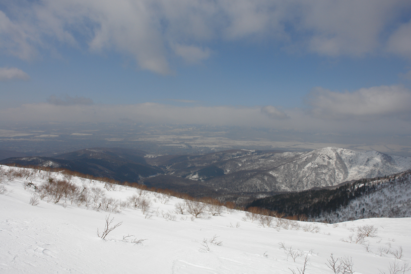 View from the mountains, Yuzhno-Sakhalinsk