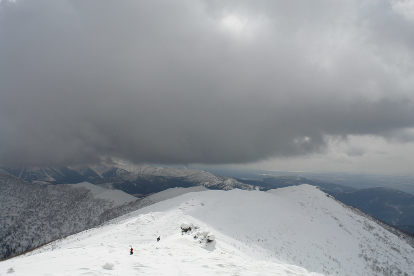 View from Chekov's Peak, Yuzhno-Sakhalinsk