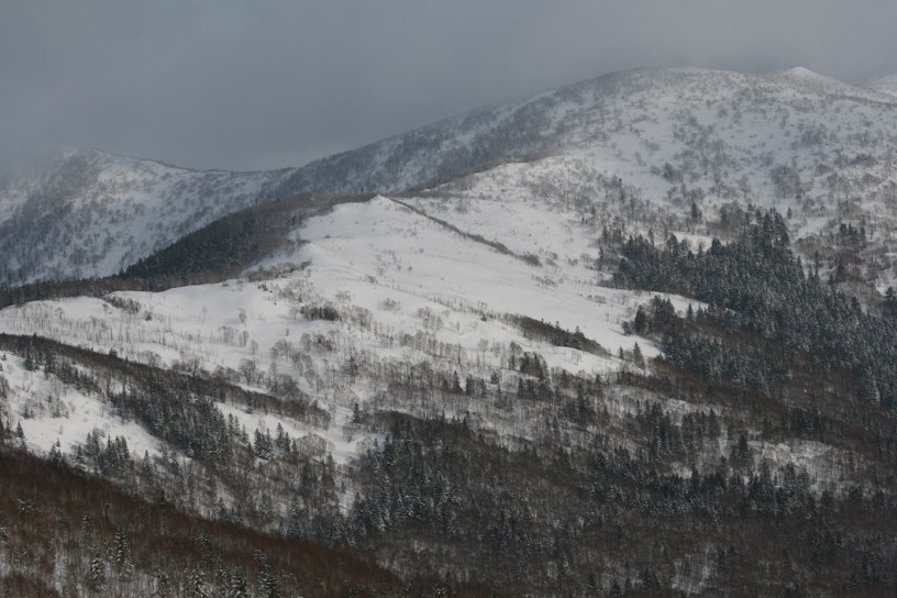 Mountains, Yuzhno-Sakhalinsk