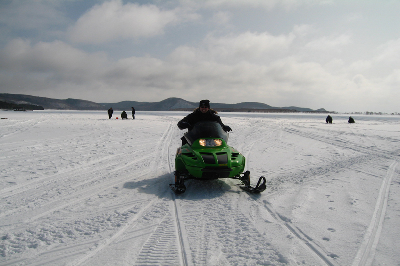 Snowmobile, Okhotskoe