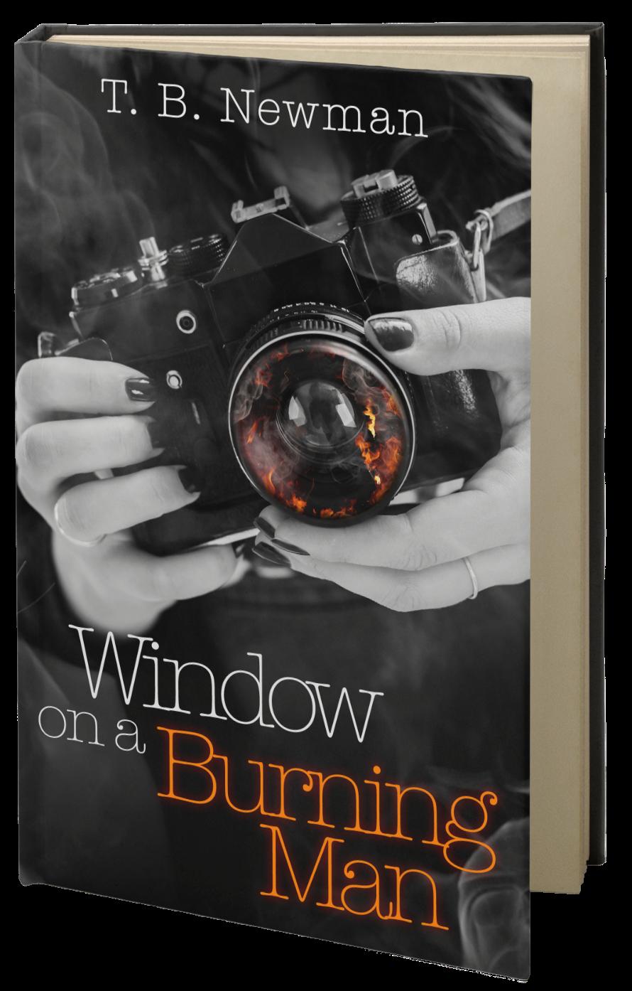 Window on a Burning Man